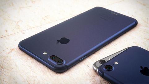 iPhone 7 Plus được trang bị camera kép
