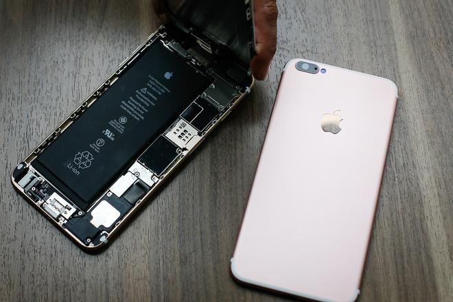 Giá độ vỏ lên iPhone 7 giá bao nhiêu, ở đâu xịn, giá thấp nhất?