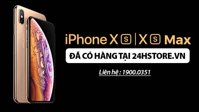 """iPhone XS giá bao nhiêu mua ở đâu tại TPHCM để không bị """"viêm túi"""" hình 2"""