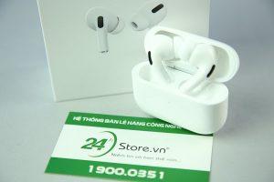 Đến tại cửa hàng 24hstore.vn rinh ngay về liền tay tai nghe Airpods 2